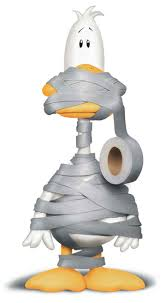 duct and duck